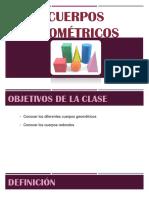Cuerpos Geométricos (CONO)