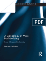 (Routledge Research in Sport, Culture and Society) Dimitris Liokaftos - A Genealogy of Male Bodybuilding _ From Classical to Freaky-Routledge (2017)