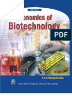 Economics of Biotechnology