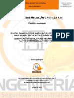 Se-fr-02 Formato Carta Entrega Transportes Medellin Castilla