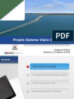 Projeto ponte Salvador-Itaparica