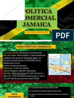 Politica Comercial Jamaica