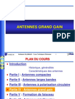4 - Antennes Grand Gain