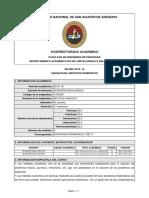 Silabo Metodos Numericos (2019 )