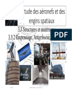 Structure Et Matriaux Empennages Train Fuselage Materiaux