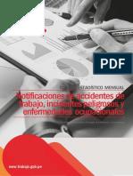 Boletín Notificaciones JULIO 2019