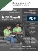 NTSE Stage 2 Resonance Sat and Mat