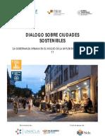 Dialogo sobre ciudades sostenibles