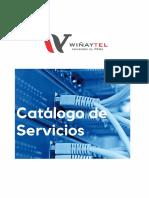 Catalogo Servicios winaytel