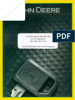 Catálogo de Peças Plantadeiras John Deere 907,909,9011 e 913