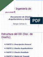 CC51A Clase10 Documento de Diseno
