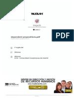 Wuolah Free Dependent Prepositions