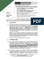 Informe Demanda Judicial