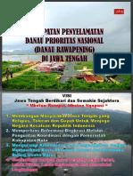 Penyelamatan Danau Prioritas Nasional
