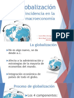 Macroeconomia La Globalización