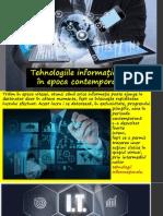 Tehnologiile informaționale