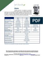 AE MOS Spec Sheet