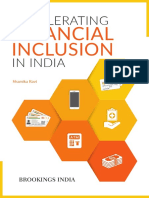 Accelerating Financial Inclusion