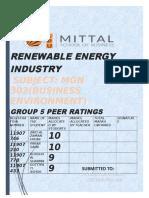 Renewable Energy Mgn303