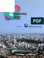 Ranking Connected Smart Cities 2019