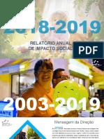 APEXA - Relatório Anual 2018-2019