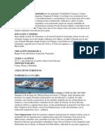 Documento de Investigación del estado Vargas