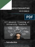 Nurmauli Panjaitan ICT