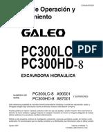 Pc300lc Hd 8(Esp)