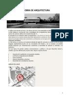 Analisis de Una Obra Villa Saboye