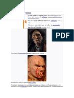Prosthetic Makeup Wiki