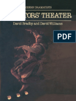 (Modern Dramatists) David Bradby, David Williams (Auth.)-Directors' Theatre-Macmillan Education UK (1988)