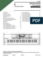Roland EXR5