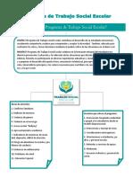Divulgacion Programa de Trabajo Social