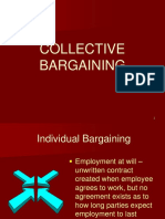 Strategic CollectiveBargaining