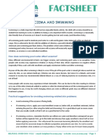 eczema and swimming