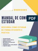 Manual de Como Estudar eBook-esse-Aqui