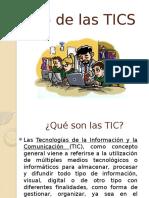 Uso de las TICS