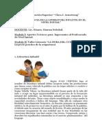 la importancia de la literatura infantil.docx