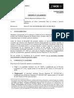 132-19 - TD. 15244738. GOB. REG. HUANCAVELICA - Liquidacion de Obras a Precios Unitarios