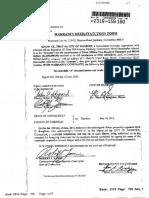 Warranty Deed Stat. — Boughton Signature