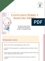 Convulsión Febril y Espectro GEFS+