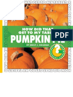 (Community Connections_ How Did That Get to My Table_) Emily J. Dolbear - How Did That Get to My Table_ Pumpkin Pie-Cherry Lake Publishing (2009) (1).pdf