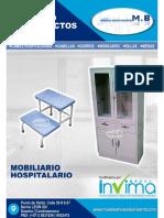 8 MOBILIARIO HOSPITALARIO