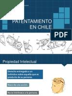 Patentamiento en Chile