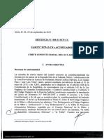 0179-12-CN - Sentencia 048-13-SCN-CC - Reducción de Pensión de Alimentos