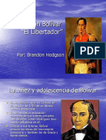 [PD] Presentaciones - Simon Bolivar