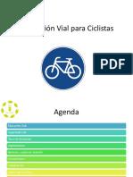 Educación Vial Para Ciclistas