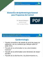 elemento de epidemiologia