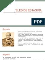 04. Aristóteles de Estagira