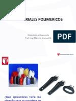 PPT Materiales Ingeniería Polimeros UCV